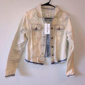 Jackets & Blazers - For the Republic Denim Jacket